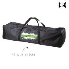 Große Tasche für Floorballschläger