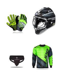 floorball goalkeeper equipment