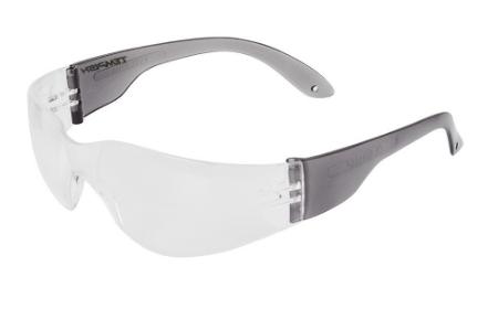 Floorballbrille Kinder grau