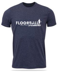 Floorball T-Shirt Jadberg grau