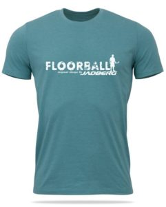 Floorball T-Shirt Jadberg blau