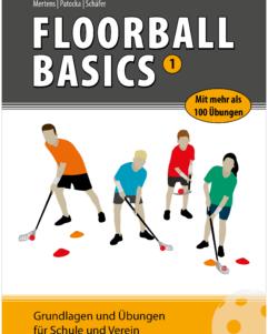 Floorball Buch mit Übungen